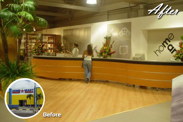 Home Mart - Before-After 2