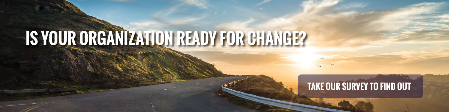 Are you ready for change?